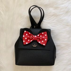 Kate Spade New York Minnie Mouse backpack